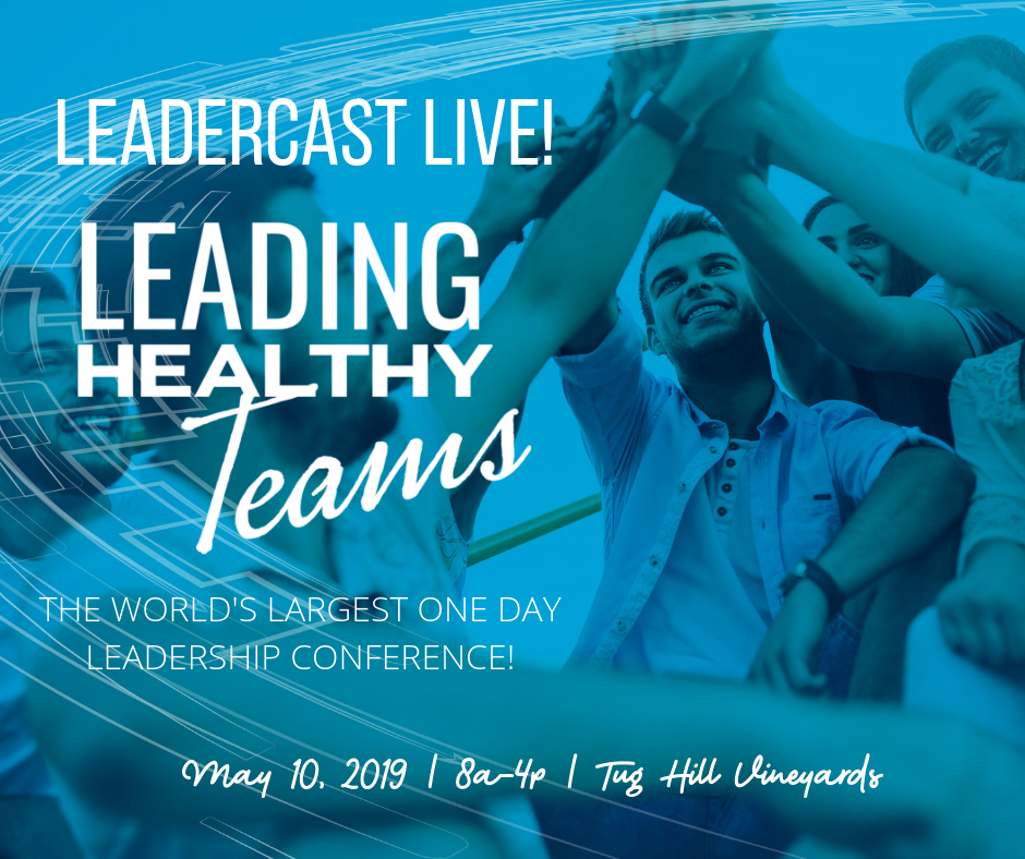 Leadercast LIVE