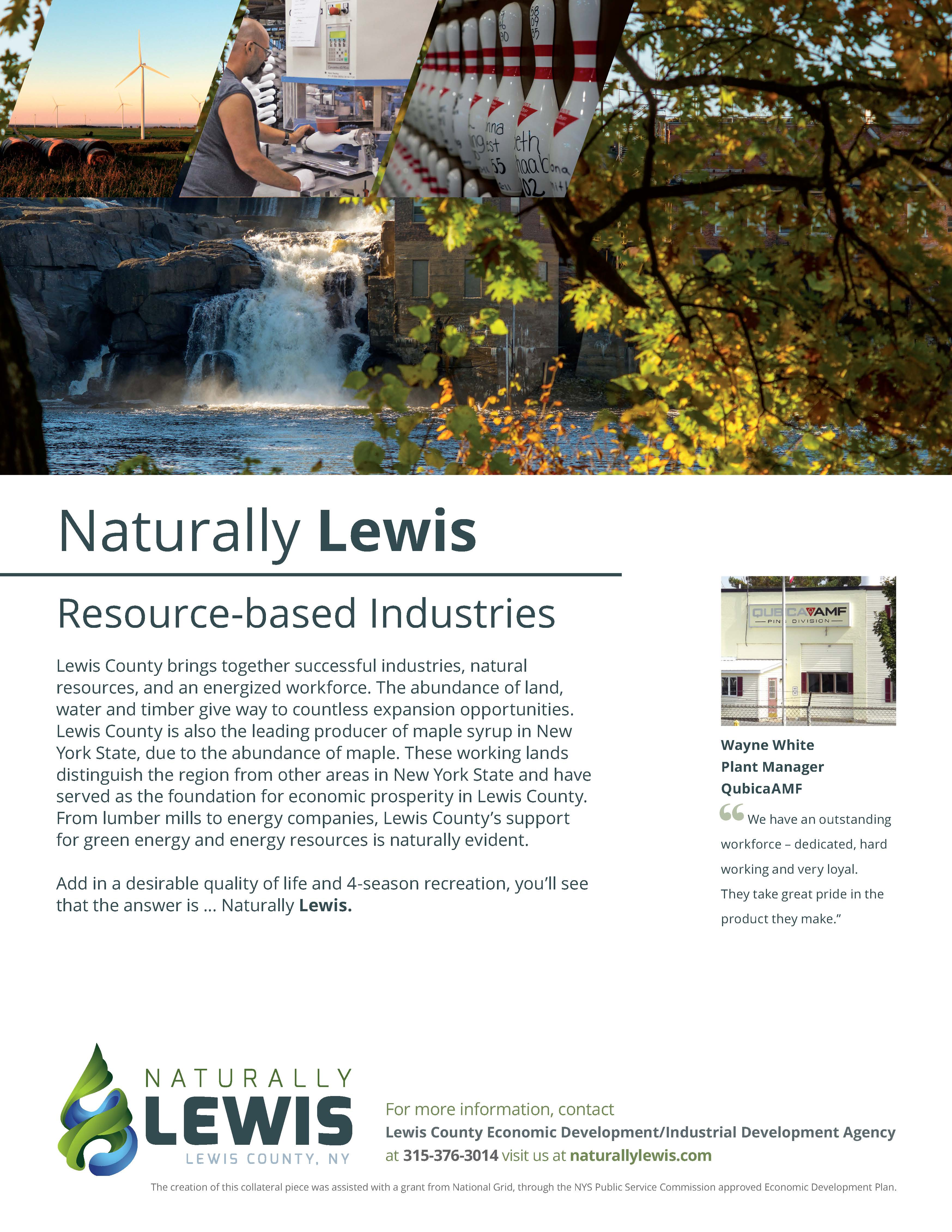 LEWCO Sell Sheets Resources