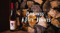 Naturally Lewis Business After Hours